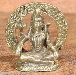 AMULETTE SHIVA - STATUETTE SHIVA - SHIWA - Statue de natraj en Bronze
