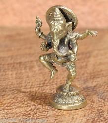 AMULETTE GANESH - STATUETTE GANESHA - Statue du dieu éléphant en Bronze 2 modèles